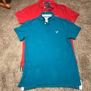 American Eagle Polo Shirts